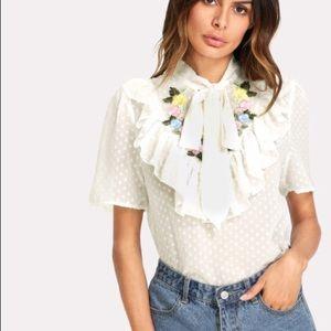 Tops - White blouse